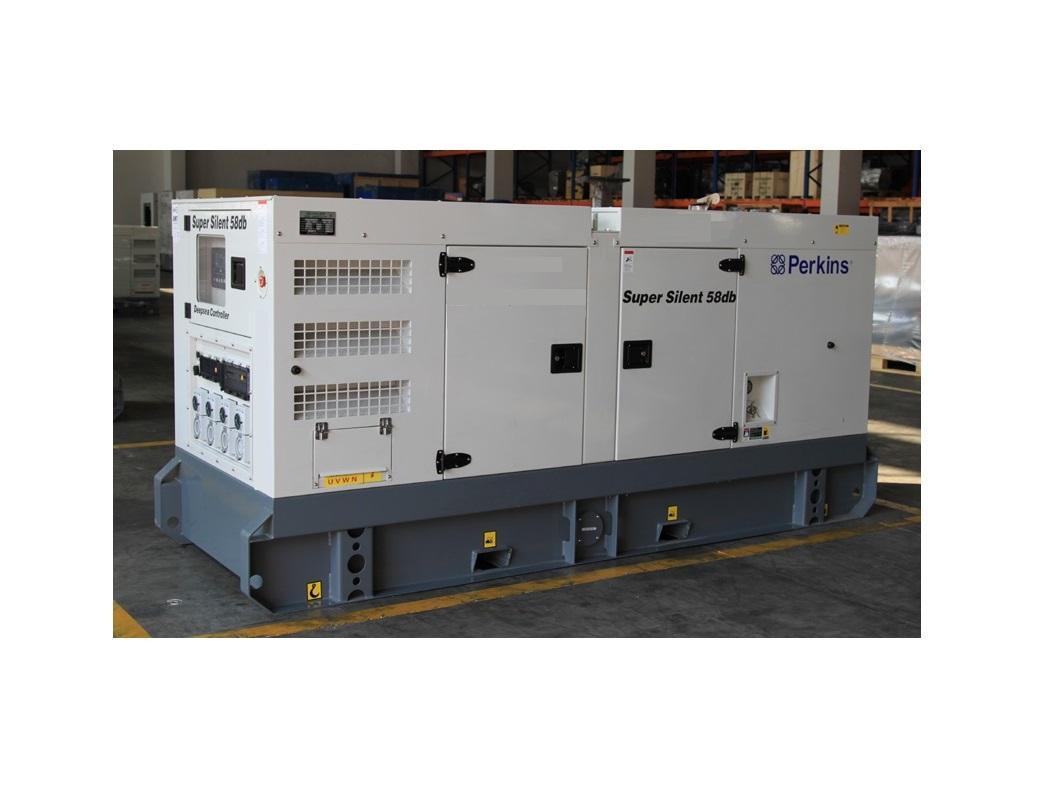 Diesel Generator For Sale >> 30kw Perkins Diesel Generator 404d 22tag